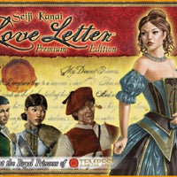 Love Letter Premium - The Dice Owl