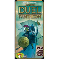 7 Wonders: Duel – Pantheon (FR) - Board Game - The Dice Owl