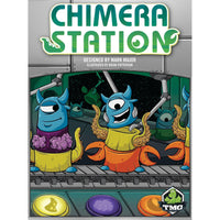 Chimera Station - Board Game - The Dice Owl