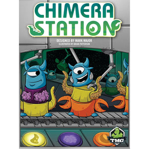 Chimera Station - The Dice Owl
