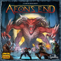 Aeon's End (Second Edition) - Board Game - The Dice Owl