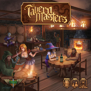 Tavern Masters - The Dice Owl