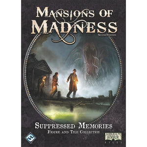 Mansions of Madness: Second Edition – Suppressed Memories: Figure and Tile Collection - The Dice Owl