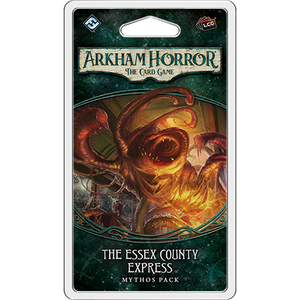 Arkham Horror: The Card Game – The Essex County - Board Game - The Dice Owl