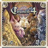 Council of 4 - Board Game - The Dice Owl