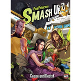 Smash up: Cease & Desist - Board Game - The Dice Owl