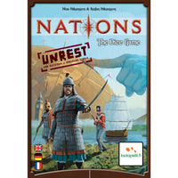 Nations: The Dice Game – Unrest - The Dice Owl