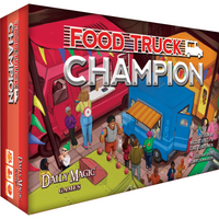 Food Truck Champion - The Dice Owl