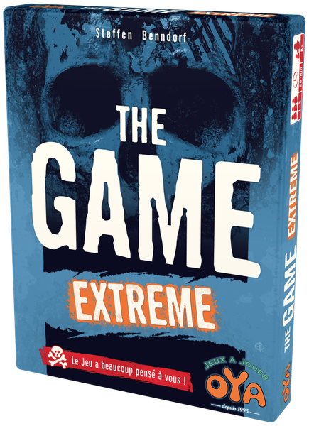 The Game: Extrême (FR) - the dice owl