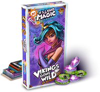 Vikings Gone Wild: It's a Kind of Magic  - Board Game - The Dice Owl