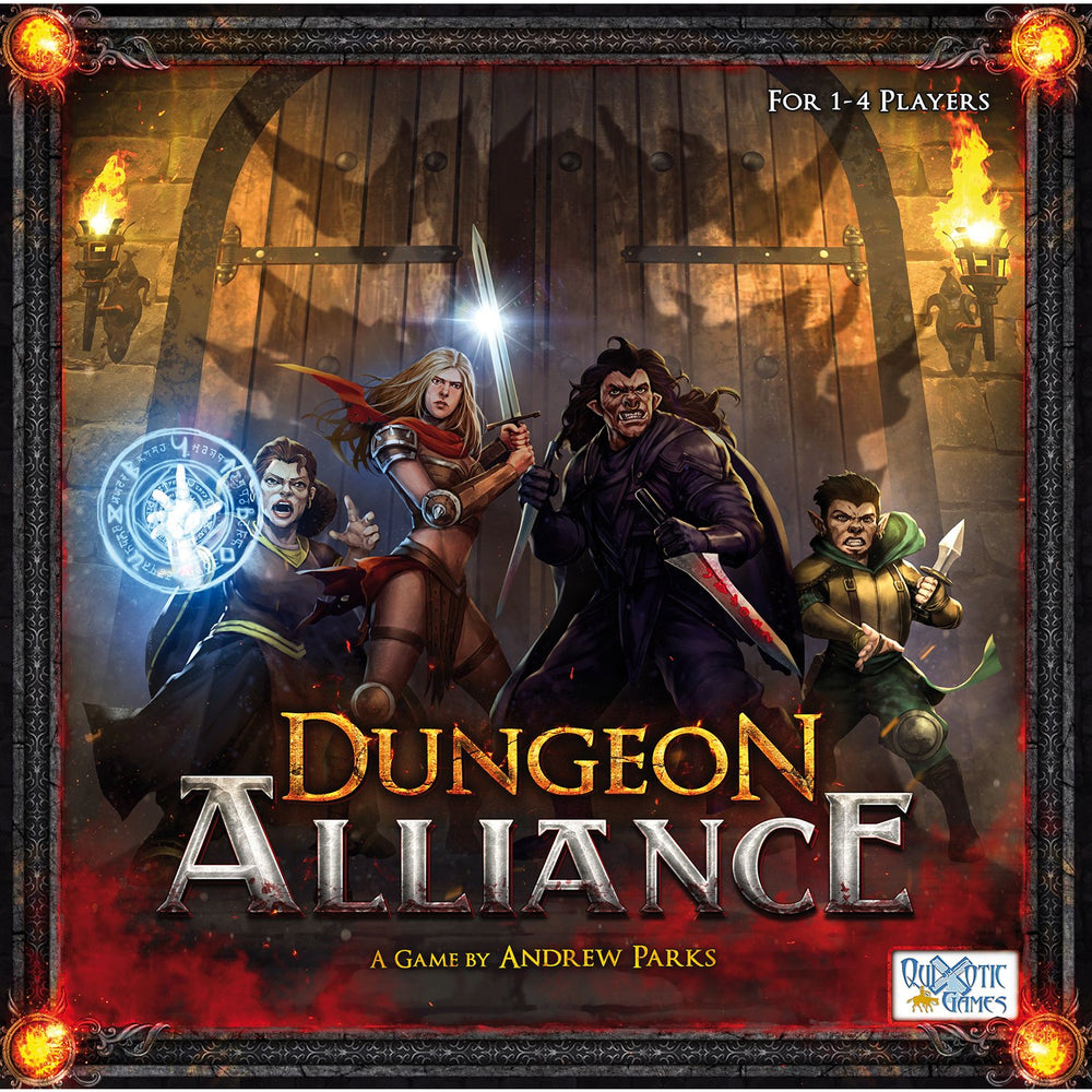 Dungeon Alliance - The Dice Owl