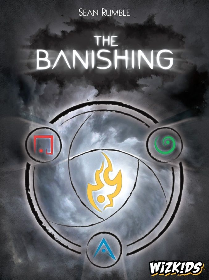 The Banishing Card Game | The Dice Owl