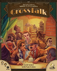 CrossTalk - Board Game - The Dice Owl