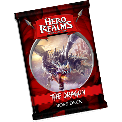 Hero Realms: Boss Deck – The Dragon - The Dice Owl