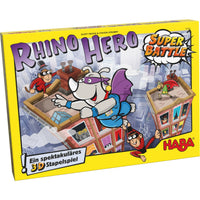 Rhino Hero: Super Battle - The Dice Owl