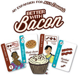 Desserts: Better With Bacon - Board Game - The Dice Owl