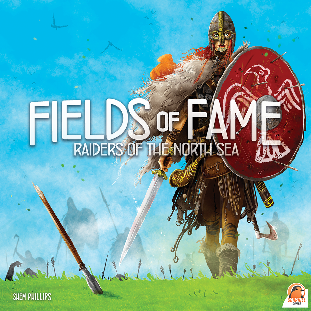 Raiders of the North Sea: Fields of Fame - The Dice Owl