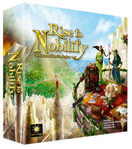 Rise to Nobility - The Dice Owl