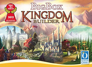Kingdom Builder: Big Box - The Dice Owl