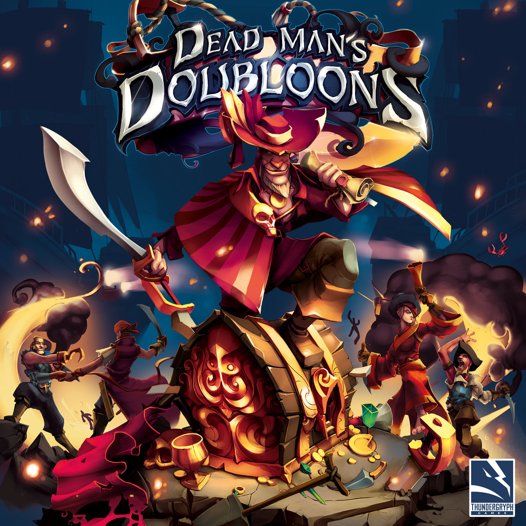 Dead Man's Doubloons - The Dice Owl