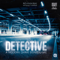 Detective: A Modern Crime Boardgame - The Dice Owl