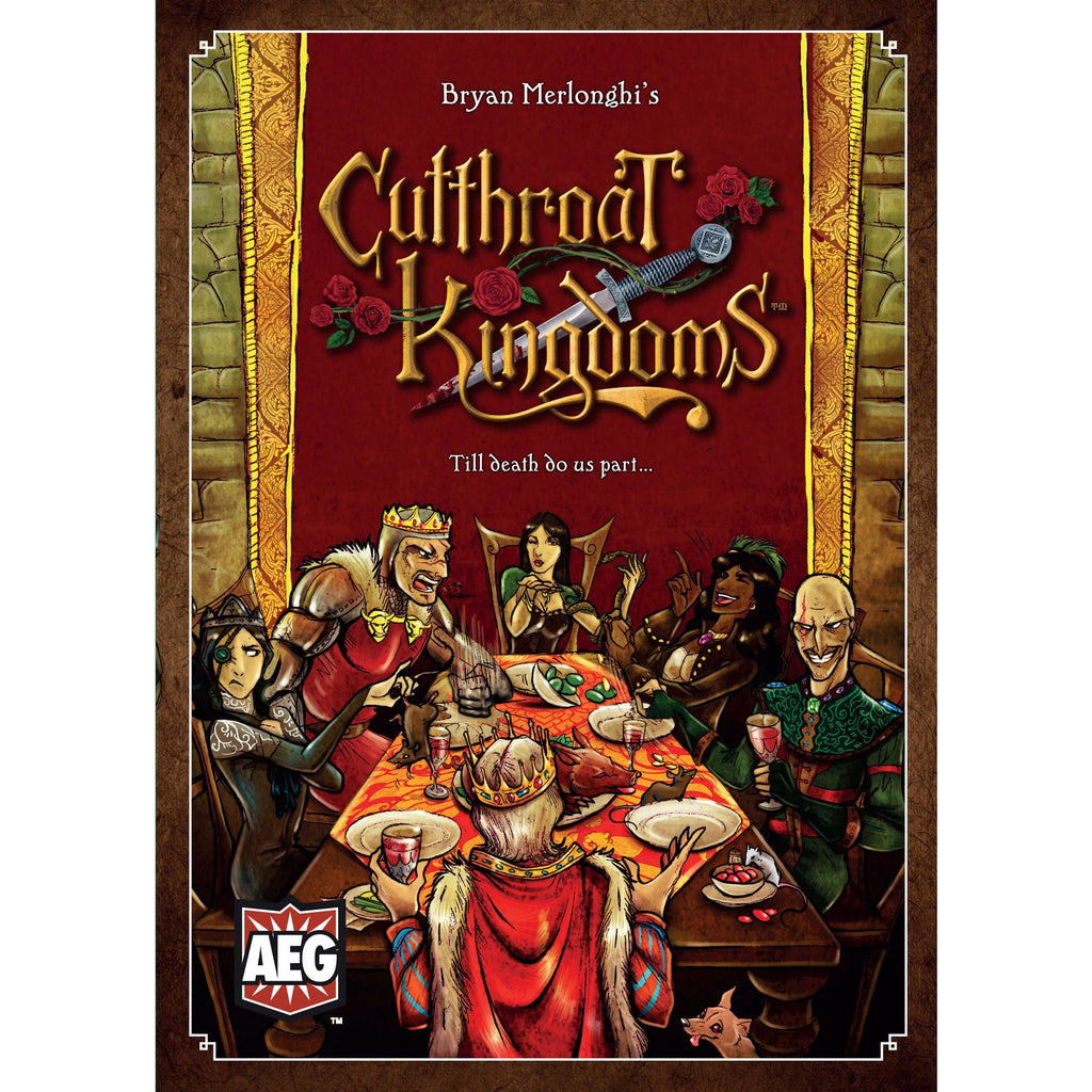 Cutthroat Kingdoms - The Dice Owl
