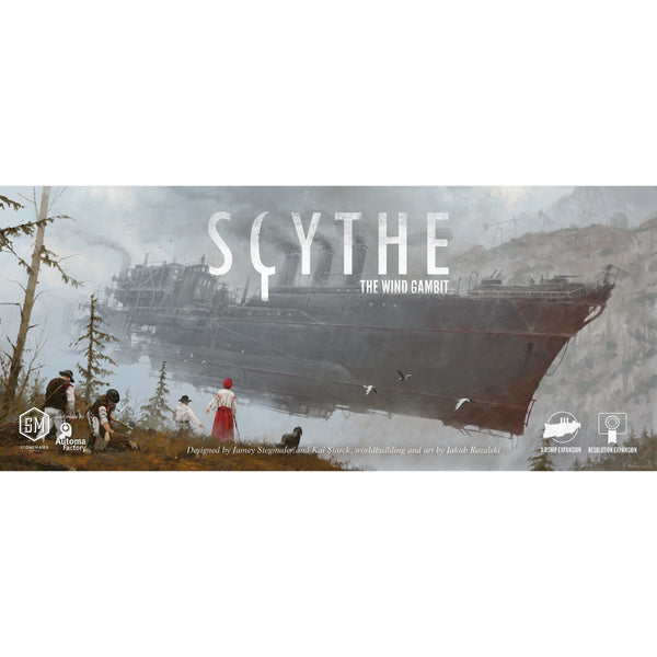 Scythe: The Wind Gambit - The Dice Owl