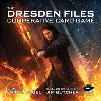 Dresden Files Coop card game - The Dice Owl