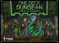 One Deck Dungeon: Forest of Shadows - The Dice Owl