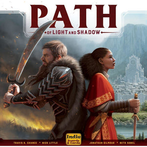 Path of Light and Shadow - The Dice Owl