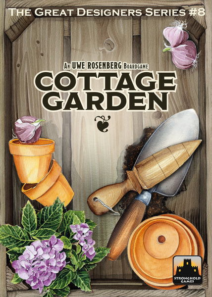 Cottage Garden (FR) - Board Game - The Dice Owl