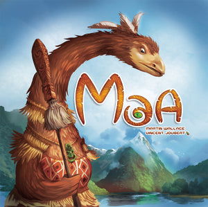 Moa - The Dice Owl