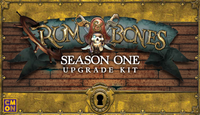 Rum & Bones: Second Tide – Season One Upgrade Kit - The Dice Owl