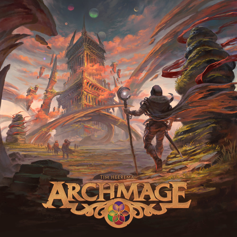 Archmage - The Dice Owl