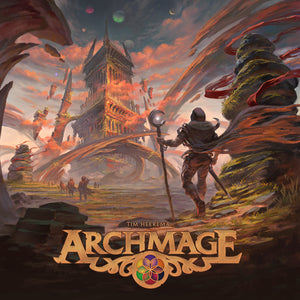 Archmage - Board Game - The Dice Owl