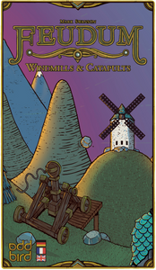 Feudum: Windmills & Catapults - The Dice Owl