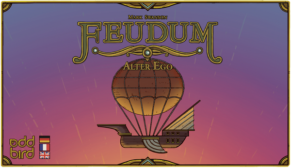 Feudum: Alter Ego - The Dice Owl