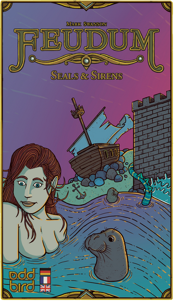 Feudum: Seals & Sirens - The Dice Owl