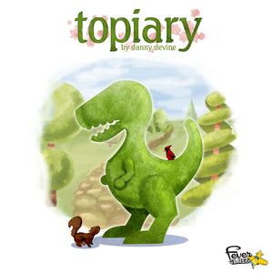 Topiary - The Dice Owl