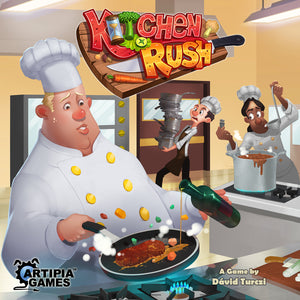 Kitchen Rush - The Dice Owl