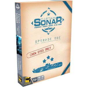 Captain Sonar: Upgrade One - Board Game - The Dice Owl