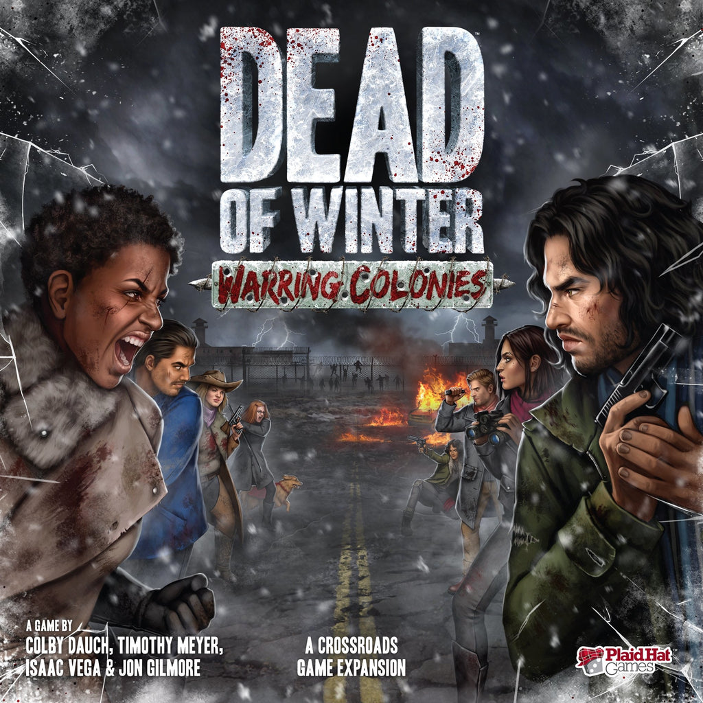 Dead of Winter: Warring Colonies - The Dice Owl