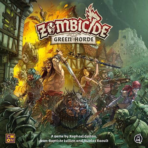 Zombicide: Green Horde - The Dice Owl