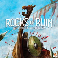 Explorers of the North Sea: Rocks of Ruin - The Dice Owl