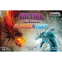 Valeria: Card Kingdoms – Flames & Frost - The Dice Owl