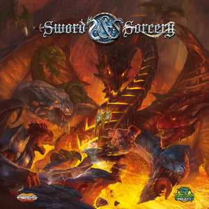 Sword & Sorcery: Vastaryous' Lair - The Dice Owl