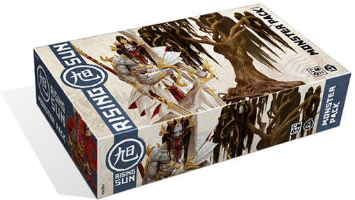 Rising Sun: Monster Pack - The Dice Owl