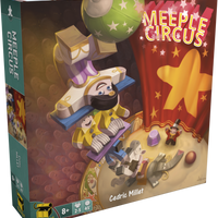 Meeple Circus - The Dice Owl