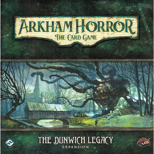 Arkham Horror: The Card Game – The Dunwich Legacy - Board Game - The Dice Owl
