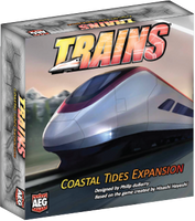 Trains Coastal Tides Dice Owl Board Games